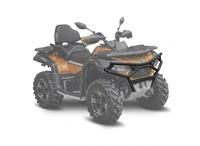 Кенгурятник передний Rival для квадроциклов CFMoto 625 2020- (2444.8104.1)