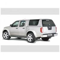 Кунг для Nissan Navara D40 DC - Road Ranger Special (RH2)