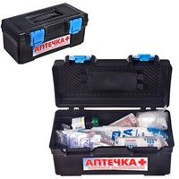 Аптечка АМА-2 для микроавтобуса (до 18 чел.) чемодан (00000029490)