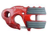 Проушина такелажная под серьгу для троса лебедки XXL Factor 55 серая (FC00250-01)