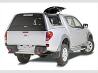 Кунг для Mitsubishi L200 Longbed - Road Ranger Profi R (RH3)