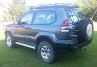 Крепление запасного колеса для Toyota PRADO J12 - LC120/125 (2003-2006)