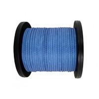 Синтетический трос (кевларовый) POWERLINE синий, 10 мм, 10.5т (PLN10MM)
