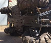 Пластиковая защита днища PANZERBOX ATV CFMoto X8 (2012-2017)