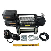 Лебедка электрическая Kangaroowinch K12000 Extreme HD 12V 5.4т