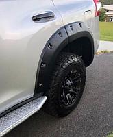 Расширители колесных арок 5,5 см - KUT SNAKE Toyota Land Cruise 150/Prado 150