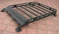 Багажник на крышу стальной для Suzuki Jimny без сетки