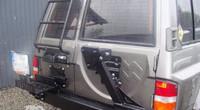 Крепление канистры для Nissan Patrol Y60
