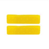 Светоотражатель для кофра оранжевый универсальный (2шт) (GKA-ODBL-OR)