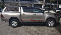Кунг Aeroklas GEN A стекла вверх Toyota Hilux 2015-
