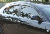 Ветровики на окна (тонированные) EGR MAZDA 3 SEDAN 04-08 # 92450021B