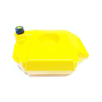 Канистра Tesseract экспедиционная 15л, цвет желтый для UTV Can Am Maverick X3 (GKA-CAN-MAV-YLW)
