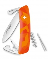 Нож Swiza C03, orange urban (4007345)