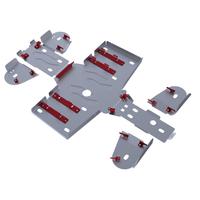 Комплект защит днища Rival для Adly 600 U 2011- (444.8301.1)