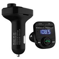 Модулятор FM 5в1 BT586  12-24v Bluetooth (BT586)