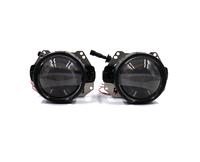 Светодиодные bi-lens линзы головного освещения Н4,Н7  (XLP)