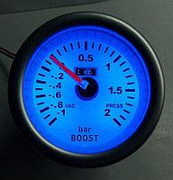 Давление турбины Ket Gauge LED Ø52мм 7708 (356)