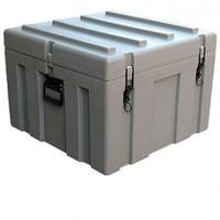 Ящик пластиковый 620X620X450 MOD серый ARB (BG062062045GY)