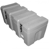 Ящик пластиковый 900 X 400 X 400 MOD серый ARB (BG090040040GY)