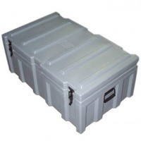 Ящик пластиковый 900x550x400 MOD серый ARB (BG090055040GY)