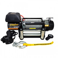 Лебедка электрическая Kangaroowinch K12000PS Performance Series 24V - 5.4т