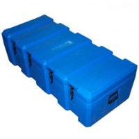 Ящик пластиковый 1200X400X550 голубой ARB (BG120055040BL)