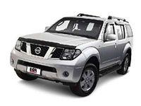 Дефлектор капота Nissan Pathfinder 2004-09 EGR  (027151)