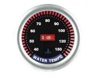 Температура воды  диодный Ø52мм 9902 LED (347)
