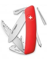 Нож Swiza D06, красный (4007330)