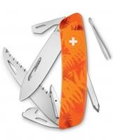 Нож Swiza C06, orange fern (4007349)