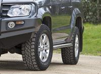 Защита переднего крыла ARB для VW Amarok 2010+ DC (4470020)