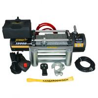 Лебедка электрическая Kangaroowinch K12000-24V - 5.4т