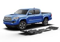 Комплект защит RIVAL 6 mm для Toyota Tacoma  3,5 4WD 2016-