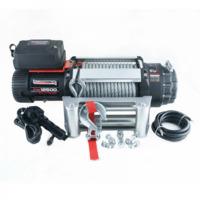 Лебедка электрическая Kangaroowinch K12500XT Extreme 12V - 5.6т