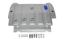Защита двигателя и коробки передач RIVAL 4 mm для Nissan Murano  2,5; 2,5D V6; 3,0; 4,0 2016- (2333.2415.2)