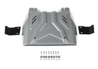 Защита раздаточной коробки RIVAL 4 mm для Mitsubishi Pajero Sport   2,4; 3,0 2016- (2333.4048.2)