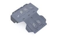 Защита двигателя RIVAL 6 mm для Toyota Land Cruiser 100 J10 4,2D 2002-2007 (2333.5794.1.6)