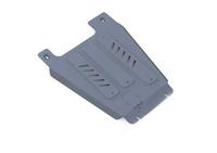 Защита коробки передач RIVAL 6 mm для Toyota Land Cruiser 100 J10 4,2D 2002-2007 (2333.5795.1.6)