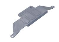 Защита раздаточной коробки RIVAL 6 mm для Toyota Land Cruiser 100 J10 4,2D 2002-2007 (2333.5796.1.6)