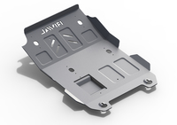 Защита радиатора и коробки передач RIVAL 6 mm для Toyota Tacoma  3,5 4WD 2016- (2333.9520.1.6)