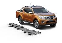 Комплект защит RIVAL с защитой бака 4 mm для Nissan Navara D23 2,5D; 2,3D (incl. EURO6) 2015- (23333.4172.1)