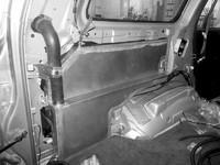 Бак водный для Nissan Patrol Y61, GU4 30л (23470)