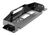 Плита монтажная под лебедку для Jeep Commander XK 2006-2012 (23573)