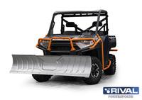 Снегоотвал RIVAL Supreme Black для ATV и UTV 150х41см с быстрым креплением (444.0050.1.B.K)