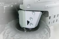 Защита рычагов, пара RIVAL ATV Kodiak rear CV guards 2016- (24.7132.1-5)