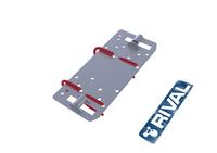 Монтажная плита для снежного отвала RIVAL ATV Grizzly 700/550 (snow plow mounting) 2011-2023 (2444.0003.3)