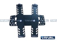Универсальный монтажный комплект для снежного отвала RIVAL (2444.0012.1)