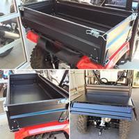 Кузов RIVAL UTV Pioneer 500 Cargo Tray 2015- (2444.0016.1)