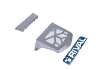 Комплект переноса радиатора RIVAL ATV Rincon TRX 680 FA (radiator relocate kit with hoses and clamps) 2011- (2444.2106.1)