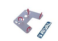 Монтажная плита для снежного отвала RIVAL ATV Leopard 600 Snow plow mount plate 2014-2021 (2444.6721.3)